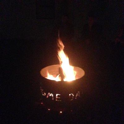 bonfire time!