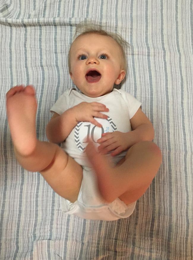 ten months old