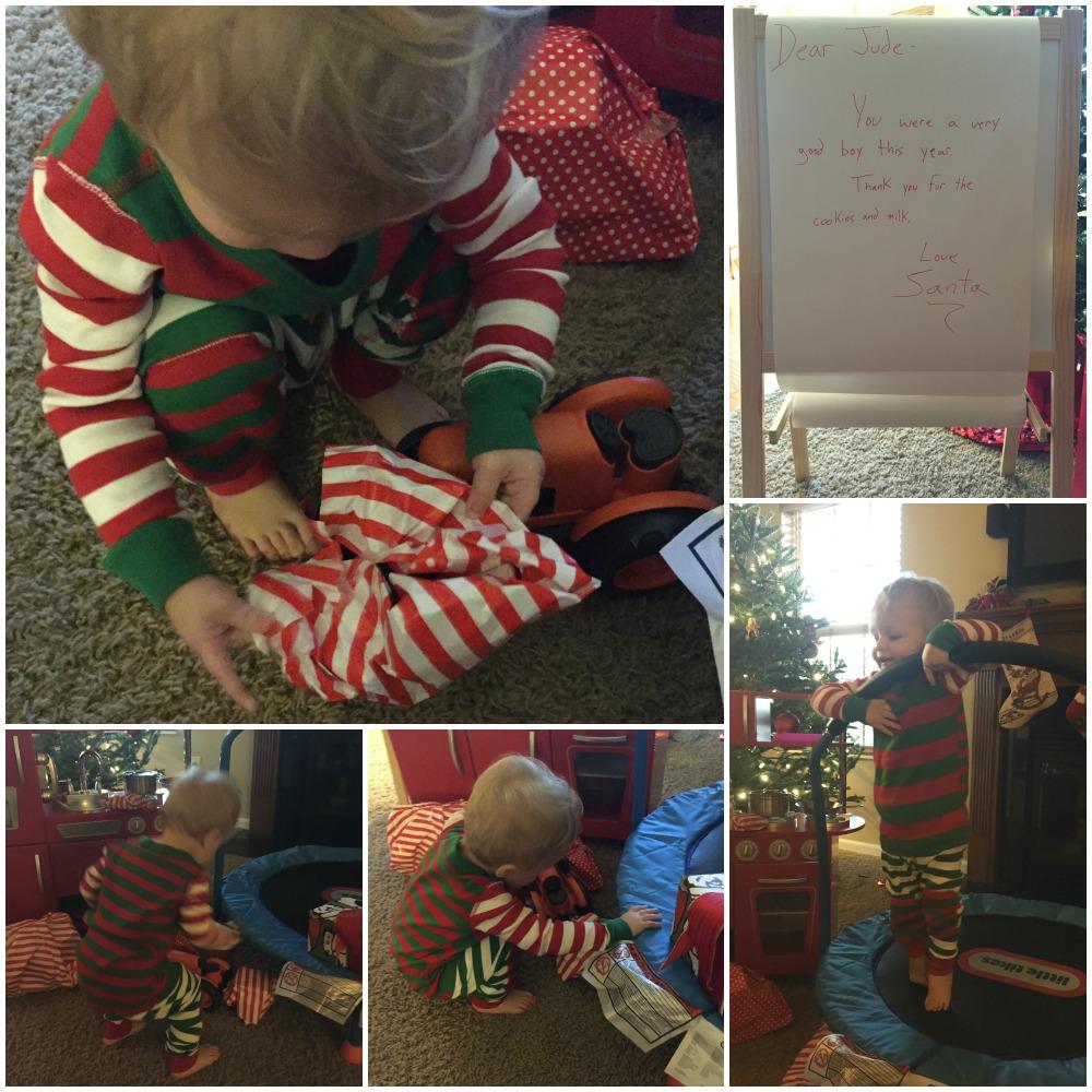 Christmas 2015 | Ellie And Addie