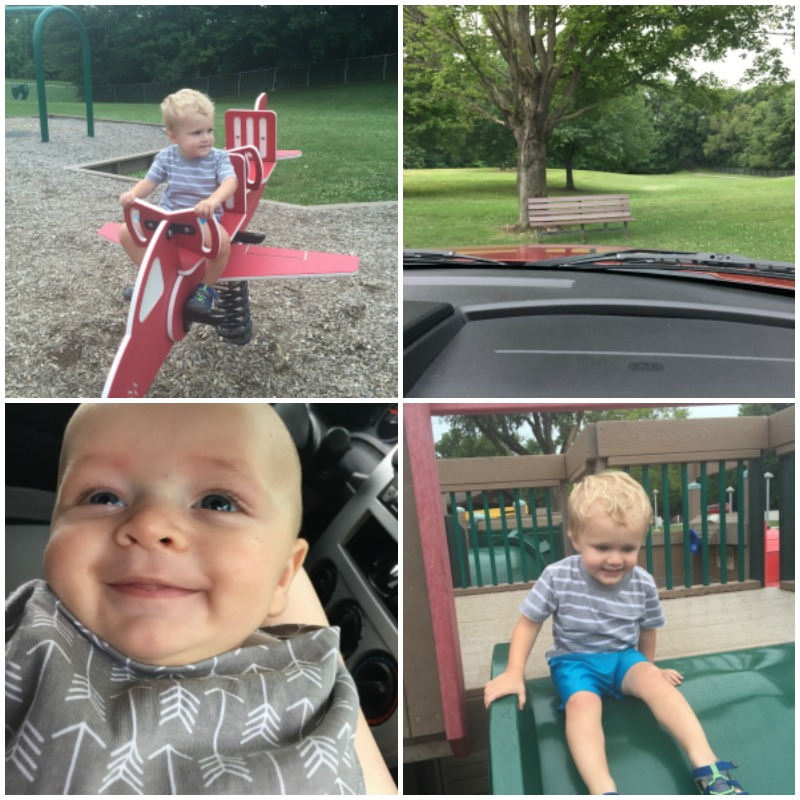 Day In The Life – July 2016 | Ellie And Addie