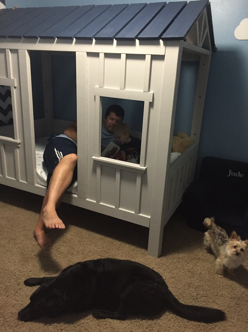 Day In The Life – July 2016   Ellie And Addie