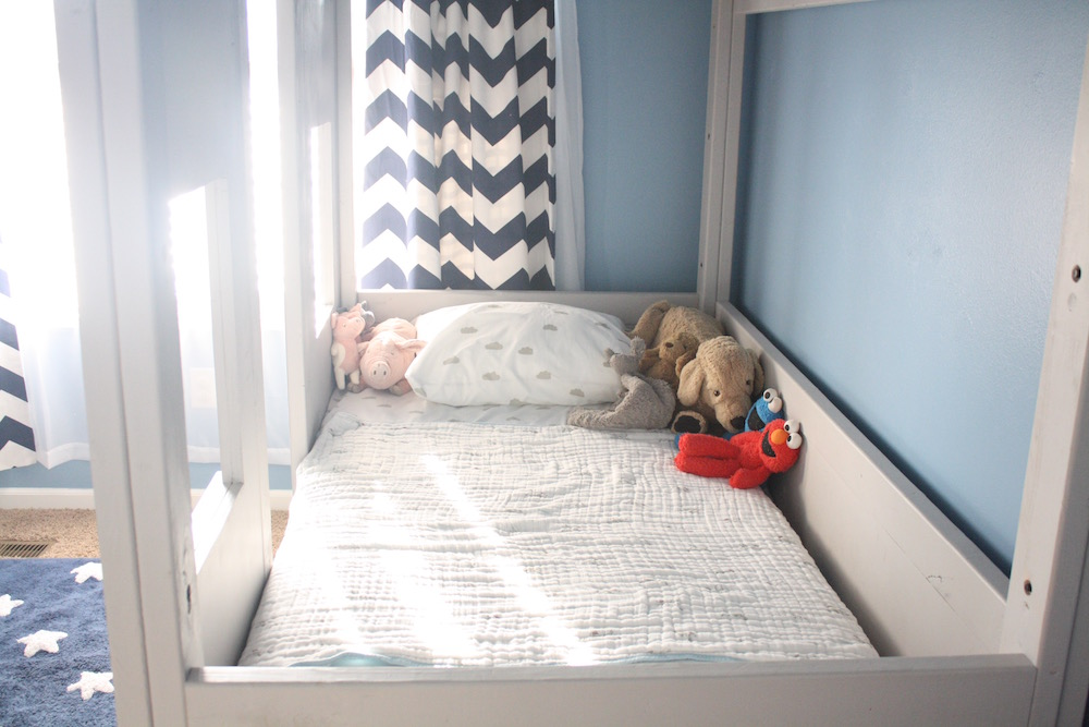 Jude's Big Boy Room | Ellie And Addie