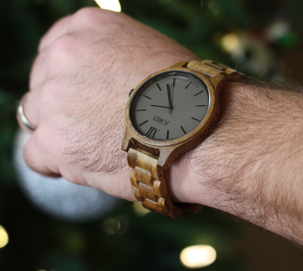 Thoughtful Engraved Gifts with JORD Wood Watches | Ellie And Addie