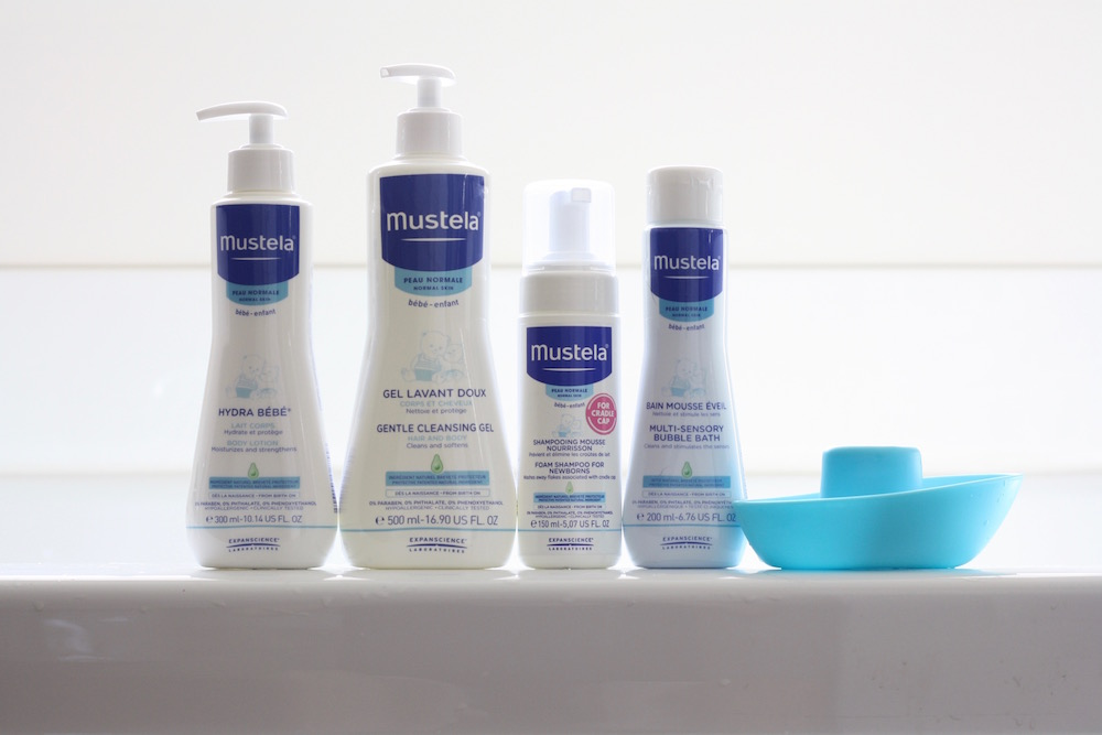 Squeaky Clean with Boon and Mustela | Ellie And Addie