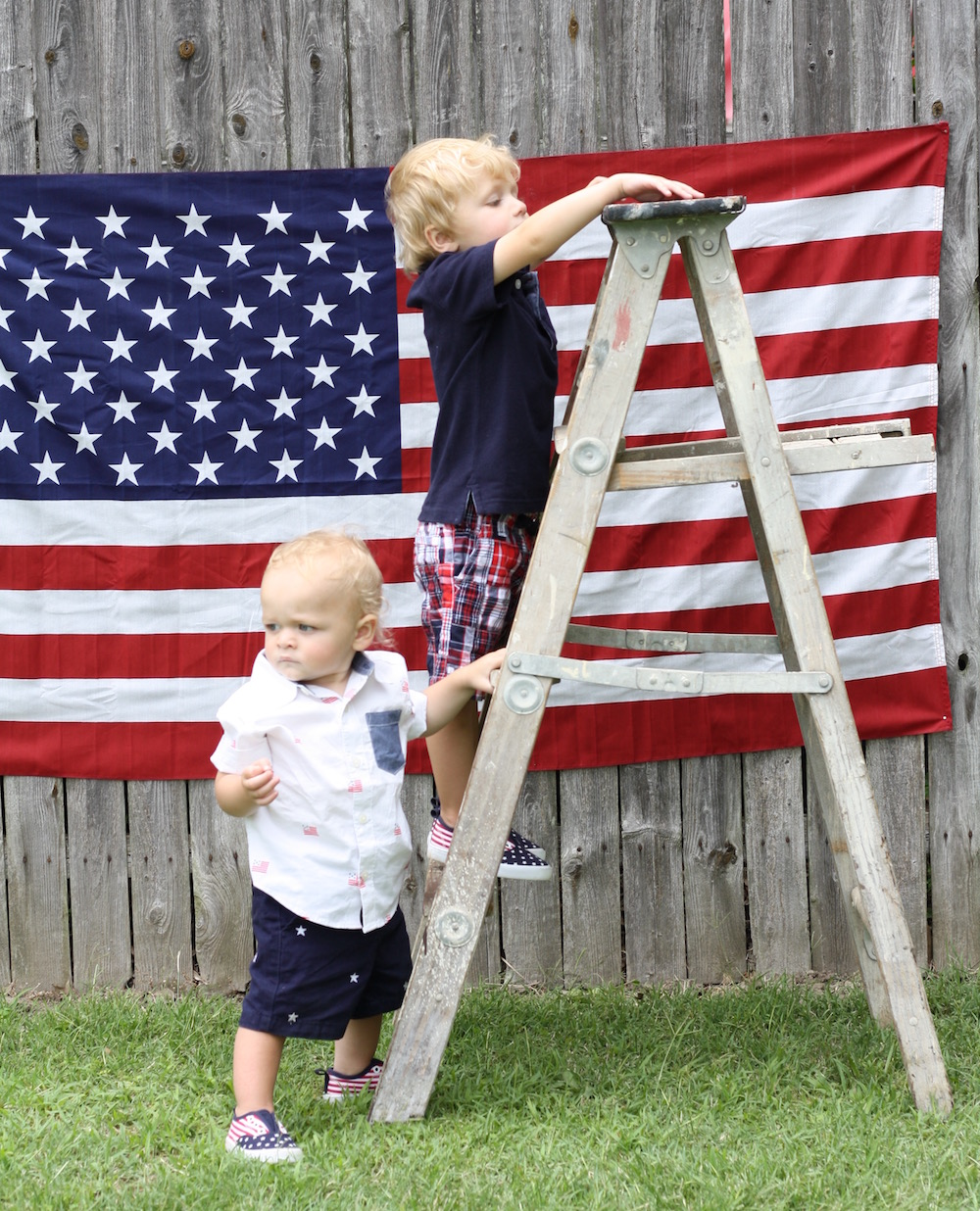 Star Spangled Kids 2017 [#StarSpangledKids] | Ellie And Addie