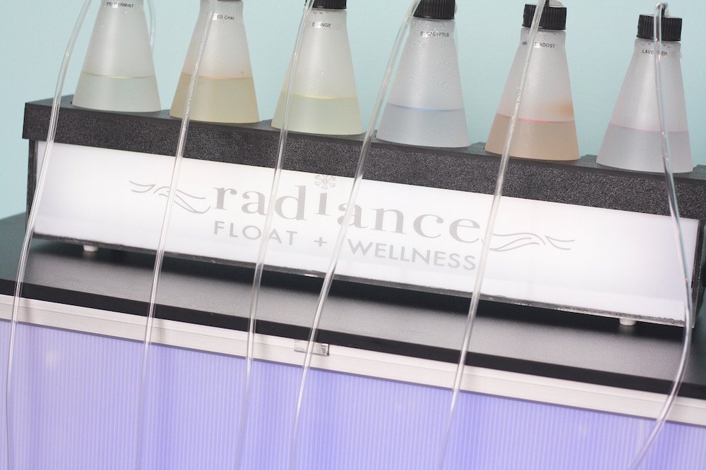 Floating Stress Away - Float Therapy at Radiance Float + Wellness - St. Louis, MO   Ellie And Addie