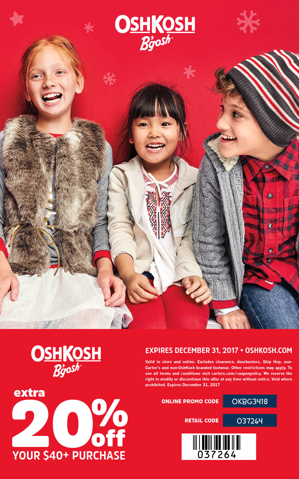 Toddler Boy Holiday Outfits with OshKosh B'gosh | Ellie And Addie