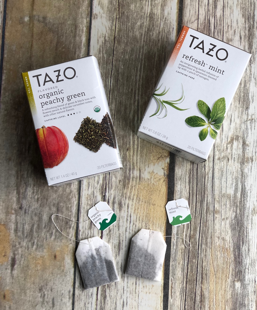 Cold Buster Tea Recipe - A homemade Starbucks Medicine Ball Recipe using Tazo Teas