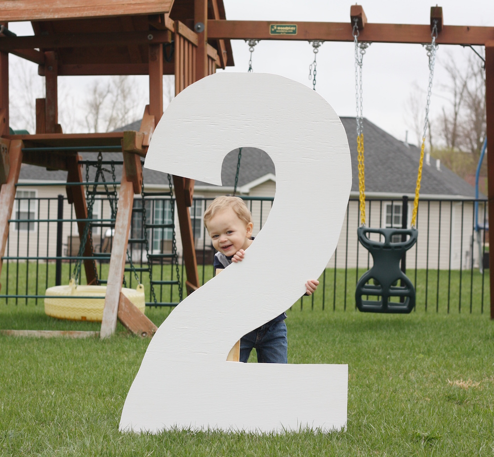 Happy Second Birthday Ezra! | Ellie And Addie
