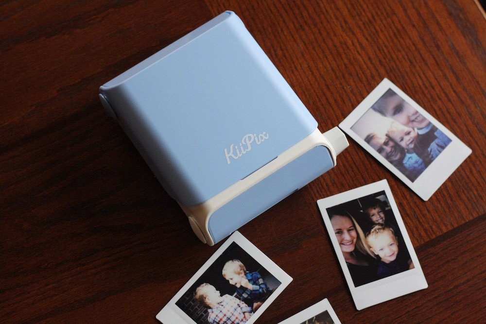 Vintage Memories with KiiPix Smartphone Picture Printer